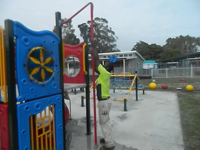 New Prep Playground Grant